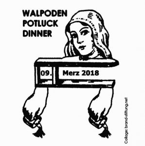 Walpoden Potluck Dinner 1803