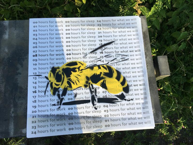 Helmut van der Buchholz_Biene